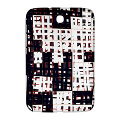 Abstract city landscape Samsung Galaxy Note 8.0 N5100 Hardshell Case
