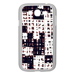 Abstract city landscape Samsung Galaxy Grand DUOS I9082 Case (White)