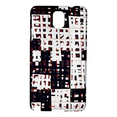 Abstract city landscape Samsung Galaxy Note 3 N9005 Hardshell Case
