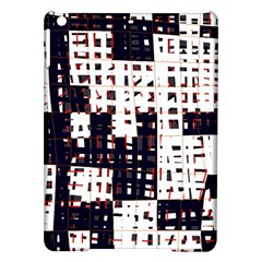 Abstract city landscape iPad Air Hardshell Cases