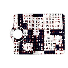 Abstract city landscape Kindle Fire HD (2013) Flip 360 Case