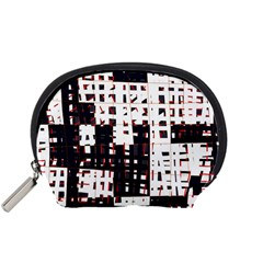 Abstract city landscape Accessory Pouches (Small)