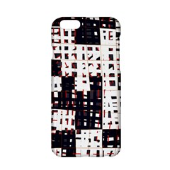 Abstract city landscape Apple iPhone 6/6S Hardshell Case