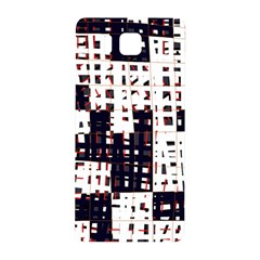 Abstract city landscape Samsung Galaxy Alpha Hardshell Back Case