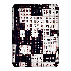 Abstract city landscape Samsung Galaxy Tab 4 (10.1 ) Hardshell Case