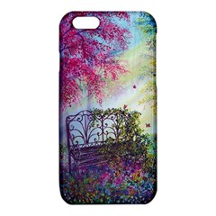Bench In Spring Forest iPhone 6/6S TPU Case