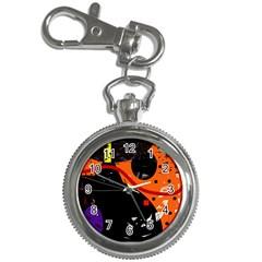 Orange dream Key Chain Watches