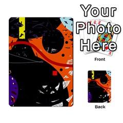 Orange dream Multi-purpose Cards (Rectangle)