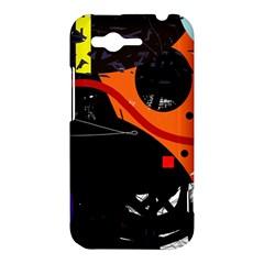 Orange dream HTC Rhyme