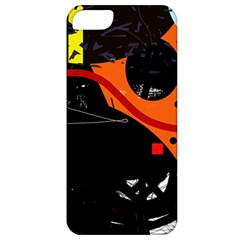 Orange dream Apple iPhone 5 Classic Hardshell Case
