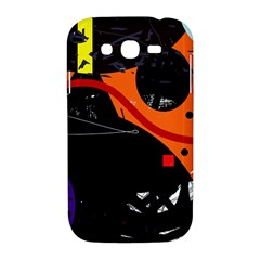 Orange dream Samsung Galaxy Grand DUOS I9082 Hardshell Case