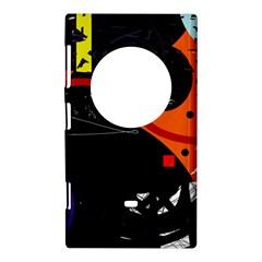 Orange dream Nokia Lumia 1020