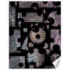 Elegant puzzle Canvas 18  x 24