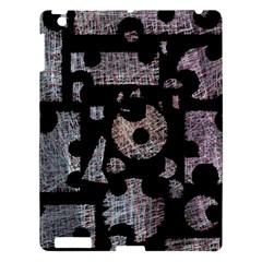 Elegant puzzle Apple iPad 3/4 Hardshell Case
