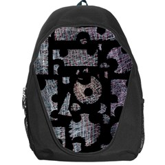 Elegant puzzle Backpack Bag