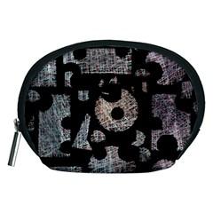 Elegant puzzle Accessory Pouches (Medium)