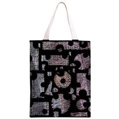 Elegant puzzle Classic Light Tote Bag