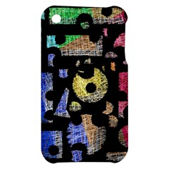 Colorful puzzle Apple iPhone 3G/3GS Hardshell Case