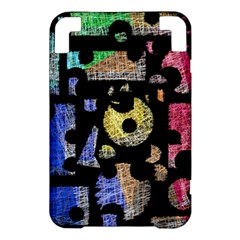 Colorful puzzle Kindle 3 Keyboard 3G