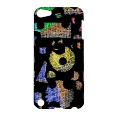 Colorful puzzle Apple iPod Touch 5 Hardshell Case