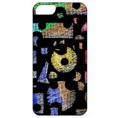 Colorful puzzle Apple iPhone 5 Classic Hardshell Case