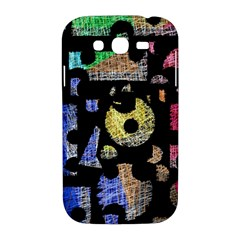 Colorful puzzle Samsung Galaxy Grand DUOS I9082 Hardshell Case