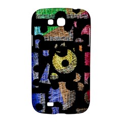 Colorful puzzle Samsung Galaxy Grand GT-I9128 Hardshell Case