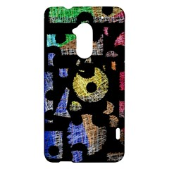 Colorful puzzle HTC One Max (T6) Hardshell Case