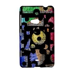 Colorful puzzle Nokia Lumia 625