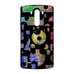Colorful puzzle LG G3 Back Case