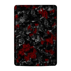 Gray and red decorative art Kindle 4