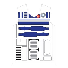 Droide Astromec¨?nico Serie R2 Men s Basketball Tank Top