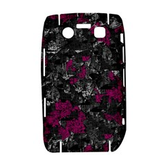 Magenta and gray decorative art Bold 9700