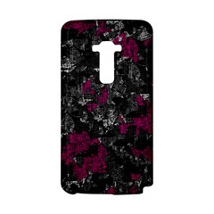 Magenta and gray decorative art LG G Flex