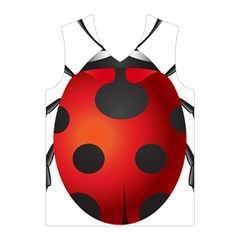 Ladybug Insects Men s Basketball Tank Top