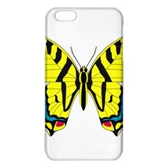 Simple Butterfly Vector iPhone 6 Plus/6S Plus TPU Case