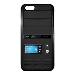 Standard Computer Case Front iPhone 6/6S TPU Case
