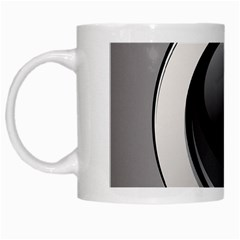 Washing Machine White Mugs