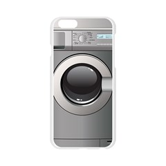 Washing Machine Apple Seamless iPhone 6/6S Case (Transparent)