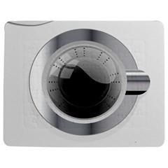 White Washing Machine Jigsaw Puzzle Photo Stand (Rectangular)
