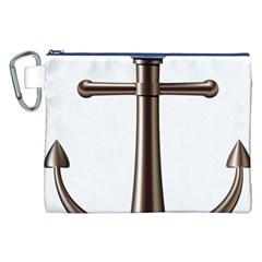 Anchor Canvas Cosmetic Bag (XXL)
