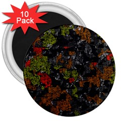 Autumn colors  3  Magnets (10 pack)