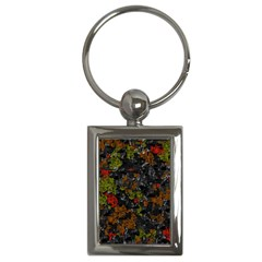 Autumn colors  Key Chains (Rectangle)