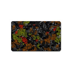 Autumn colors  Magnet (Name Card)