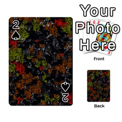 Autumn colors  Playing Cards 54 Designs