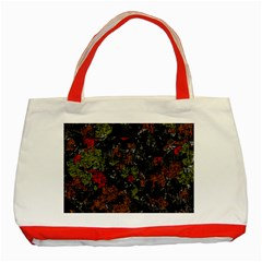 Autumn colors  Classic Tote Bag (Red)