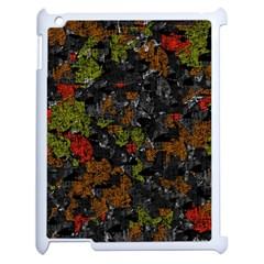 Autumn colors  Apple iPad 2 Case (White)