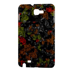 Autumn colors  Samsung Galaxy Note 1 Hardshell Case