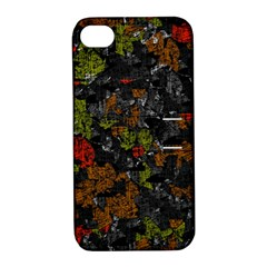 Autumn colors  Apple iPhone 4/4S Hardshell Case with Stand