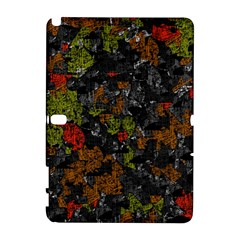 Autumn Colors  Samsung Galaxy Note 10 1 (p600) Hardshell Case